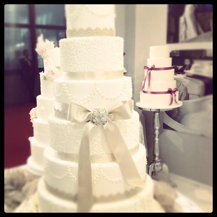 Fiera Tutto Sposi 2012 - the wedding cake!