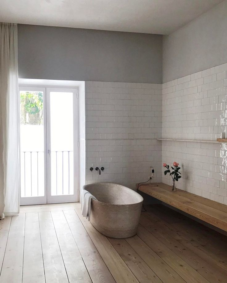 "274 Likes, 4 Comments - Nana Hagel (@nana_ha) on Instagram: ""Dreamy bathroom scene at Santa Clara 1728. @silent__living have been so very kind to invite me to…"""
