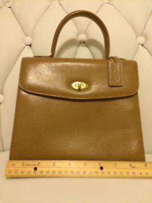 replica hermes wallet - Coach Vintage Madison Italy Biltmore Leather Kelly Purse Handbag ...