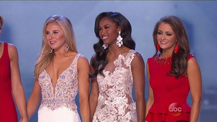2016 Miss America Contestants PICS  | Miss Georgia Betty Cantrell wins Miss America 2016 crown