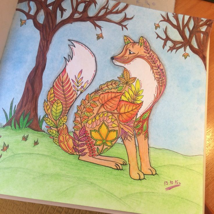 Forest enchanted book