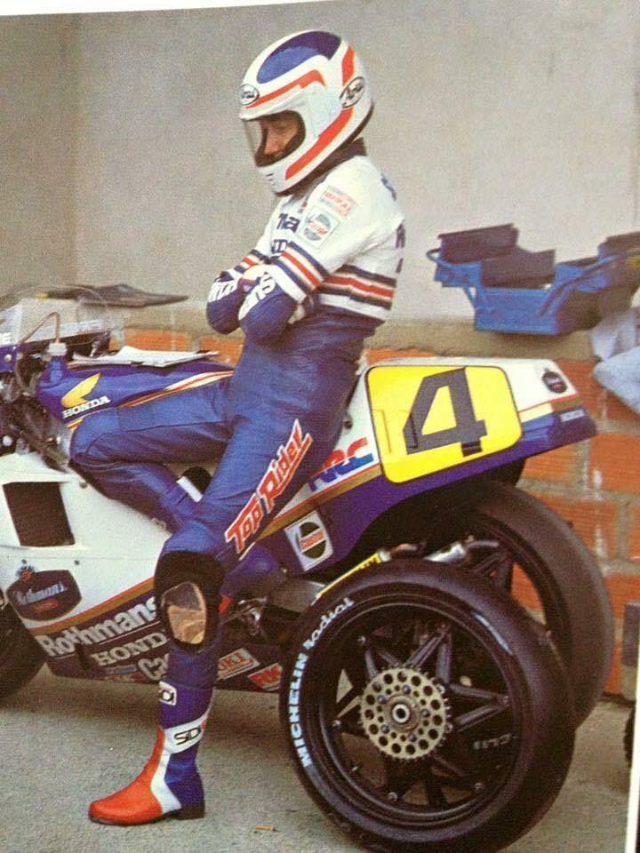 Freddie Spencer - Rothmans Honda - 1985