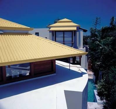 Image result for colorbond sandbank roof
