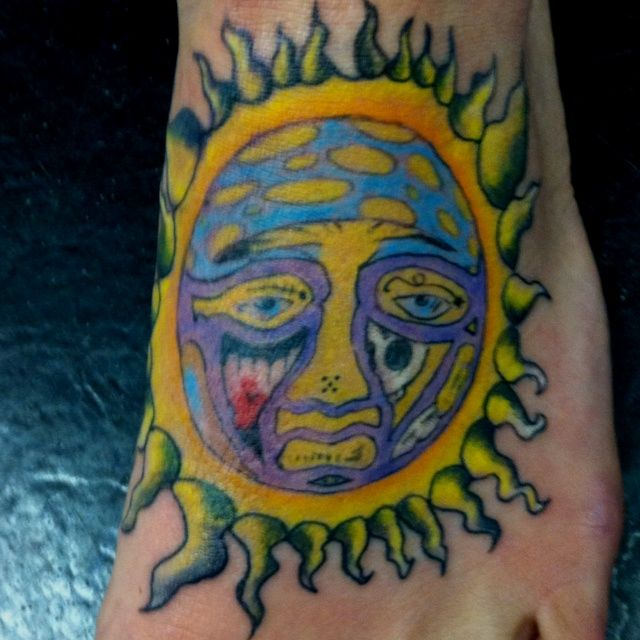 Sublime tattoo | Ink..... love it! | Pinterest