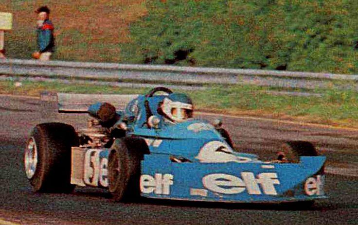 1975 Vallelunga Patrick Tambay, FElf Team MarchMarch 752 - BMW