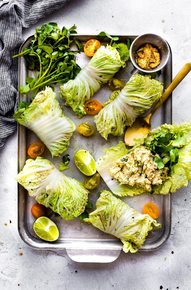 Make These Mango Chicken Salad Wraps When It's Too Hot to Cook — Delicious Links