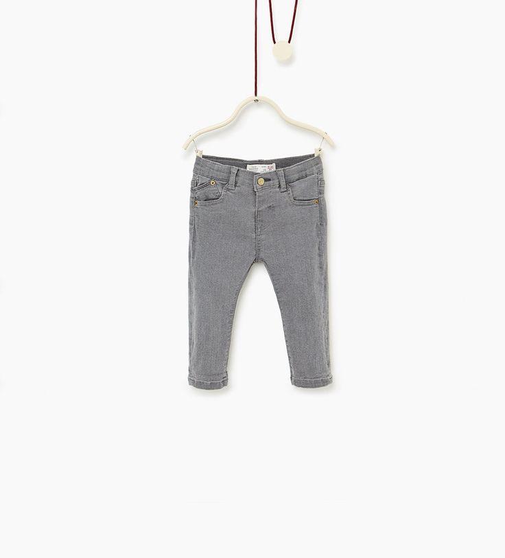 Afbeelding 1 van Gekleurde jeans van Zara