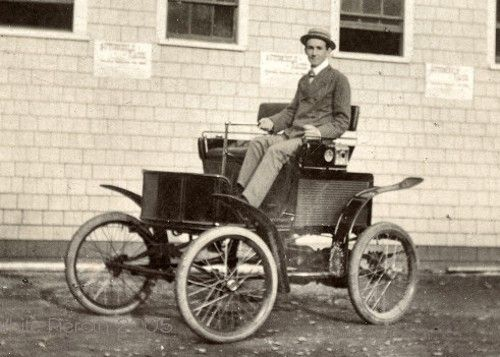 Best Antique Electric Automobiles Images On Pinterest