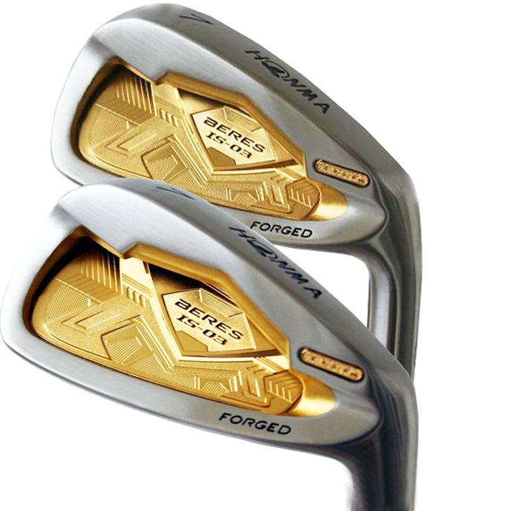 New mens Golf Clubs HONMA EST-03 4 étoiles De Golf fers set 5-11.Aw.Sw Club Fers avec Graphite De Golf arbre R ou S flex Livraison gratuite