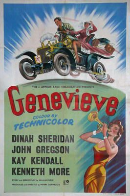 Genevieve. One of my all time favourite films!