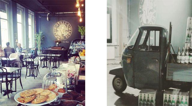 ROBBIES   Sunday morning brunch? Dan moet je naar Robbies. Een ontmoetingsplek/conceptstore van bijna 1000m2 waar je kunt winkelen, werken en ontspannen. Je vindt er alles op het gebied van fashion, food & lifestyle. Robbies is gevestigd in het voormalig bankgebouw van Lentjes & Drossaerts in de P.C. Hooft van Oeteldonck, de Verwersstraat. In Robbies Café is er plek voor koffie, lunch en iedere zondag (vanaf 11.00) een 3-gangen brunch.  Verwersstraat 33, 's-Hertogenbosch   Via @Elleeten.nl