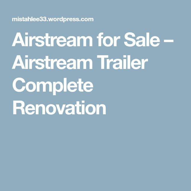 Best 25+ Airstreams for sale ideas on Pinterest Airstream - craigslist greenville