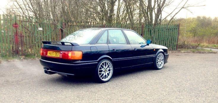 Audi 90 Quattro sport ABY S2