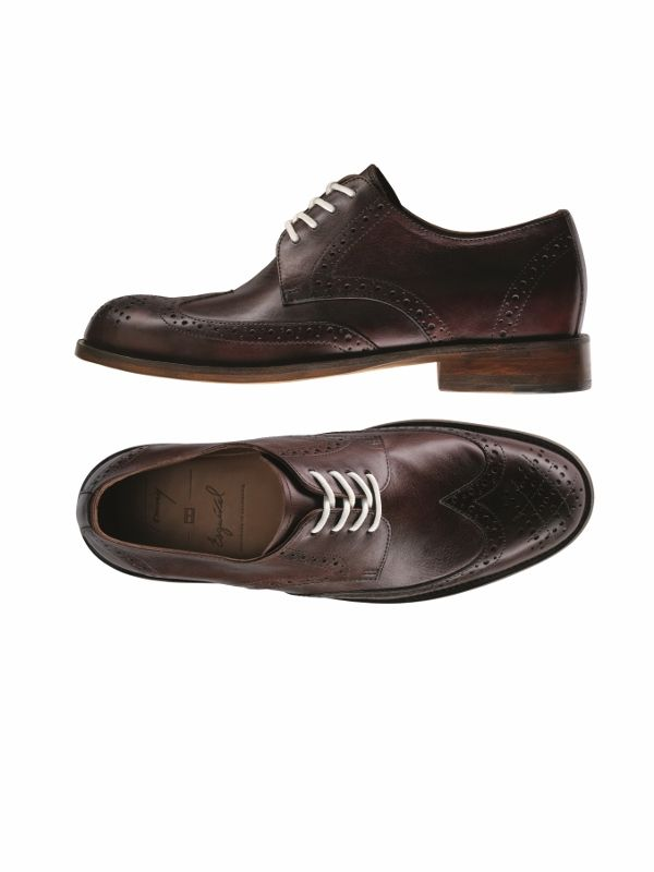 Brouge for women by Tommy Hilfiger and George Esquivel - http://olschis-world.de/  #Brouge #shoes #TommyHilfiger #GeorgeEsquivel