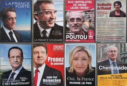 23 Aprile 2012, Elezioni in Francia. La vie en noir?