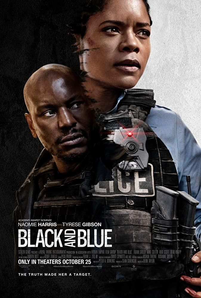 Preview Black And Blue Gritty Police Drama Where Corruption Meets Revenge Starring Naomieharris Tyresegibson Blackandbluemovie Trailer Movie Black Free Movies Online Movies Online