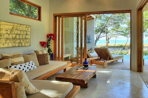Casa De Playa, Santa Teresa, Costa Rica | Modern Vacation Home Rentals