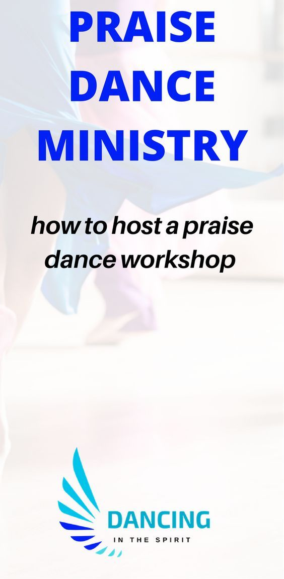 Praise dance ministry: how to host a praise dance workshop at your church. This includes tips on how to structure your praise dance workshop.