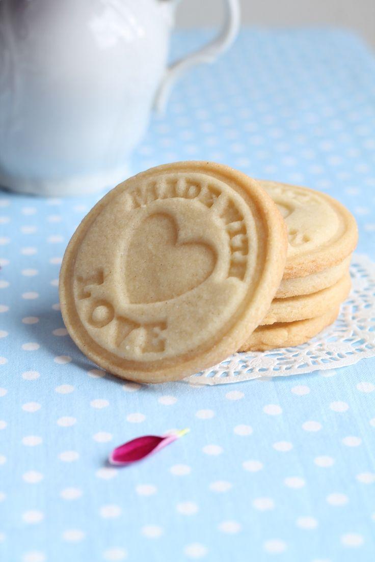 Máslové sušenky - klasika, dobré na razítka