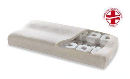 Dorsal Zefiro Contour Pillow