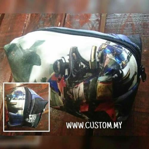 Box Pouch Fullprint Fullcolor | Harga Serendah RM33 per...
