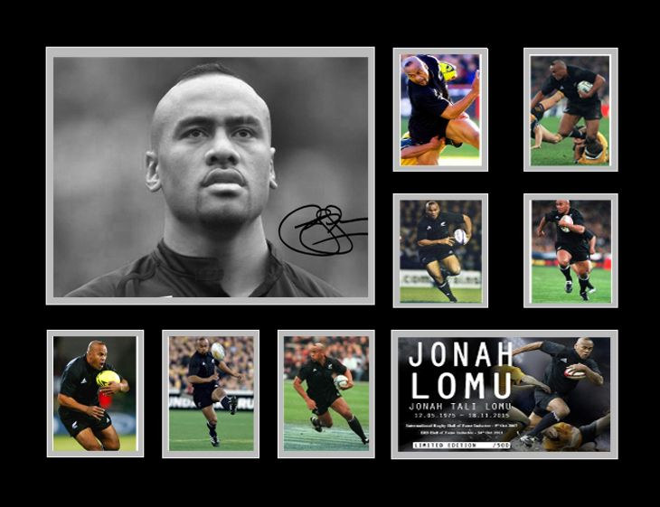 JONAH LOMU PHOTO MONTAGE