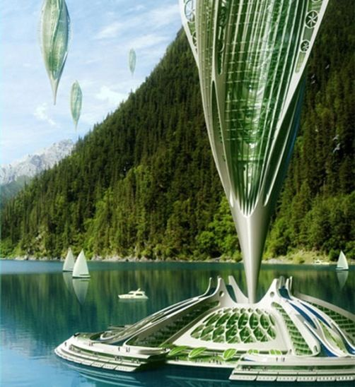 Vincent Callebaut's Sustainable Designs For The Future