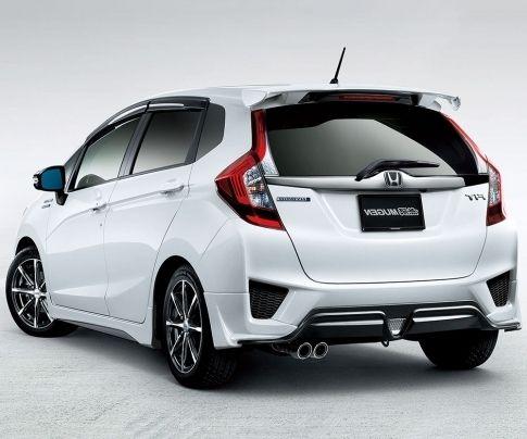 2017 Honda Fit Hatchback color