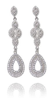 Samantha Wills Olivia's Amour Earrings US $271.50
