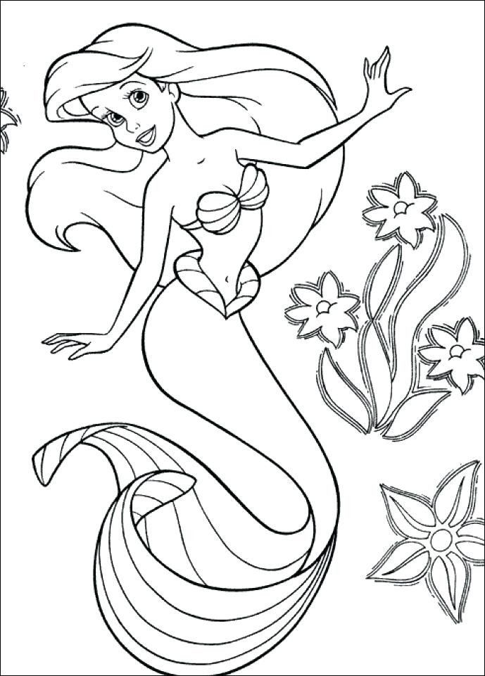 - Little Mermaid Coloring Book Little Mermaid Coloring Book Pages Free  Printable Unicorn In 2020 Mermaid Coloring Pages, Mermaid Coloring Book,  Mermaid Coloring