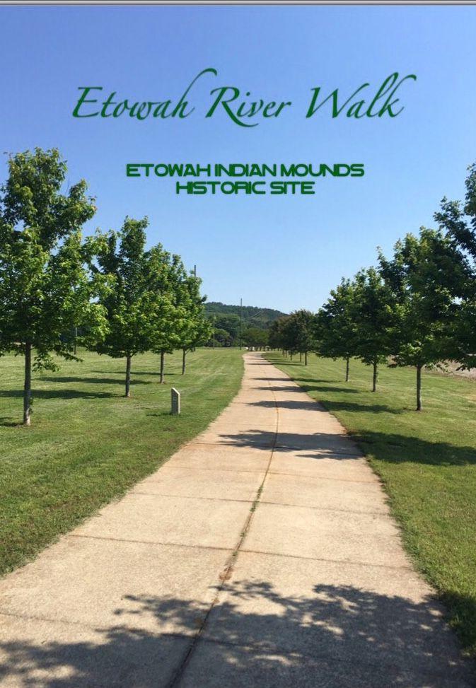 2.4 Mile Walking & Hiking Trail by the Etowah River/ Memorial Tree walkway