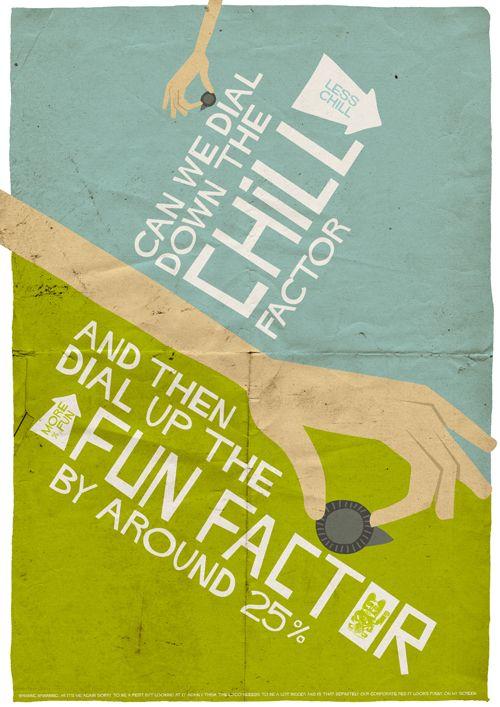 Client Feedback Posters - Design - ShortList Magazine #poster