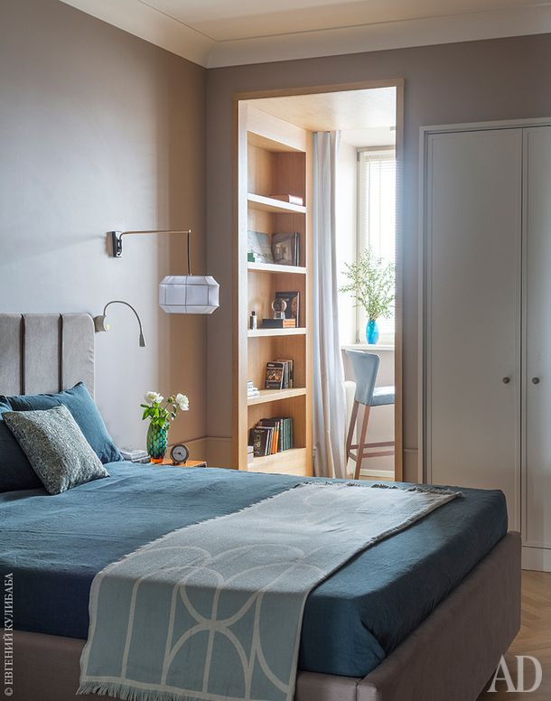 Квартира в Москве, 140 м²