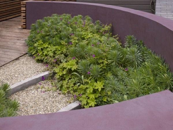 ... la clôture de jardin - palissade, mur et brise-vue  Déco et Design