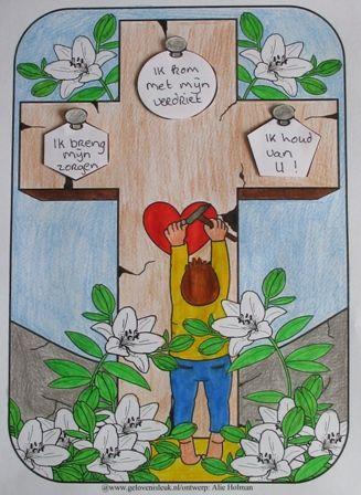 Je mag alles brengen (kruis)
