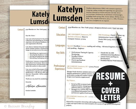 29 best Job Seeking images on Pinterest Resume design template - cover letter for security guard