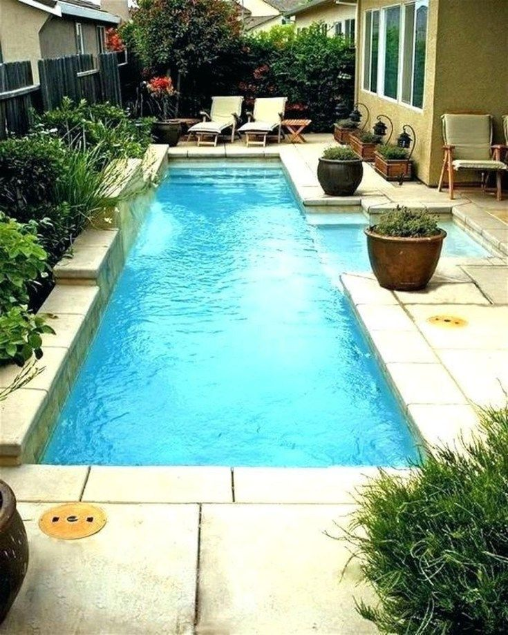 Amazing Natural Small Pools Design Ideas For Backyard 37 Underground Pool Small Pool Design Small Pools
