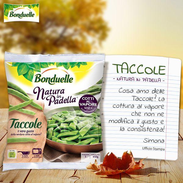 Le #Taccole #Bonduelle vengono raccolte, selezionate e lavorate in giornata, cotte al vapore al naturale e subito surgelate. Pronte per essere scaldate in pochi minuti! http://www.bonduelle.it/prodotti/le-monoverdure/taccole/