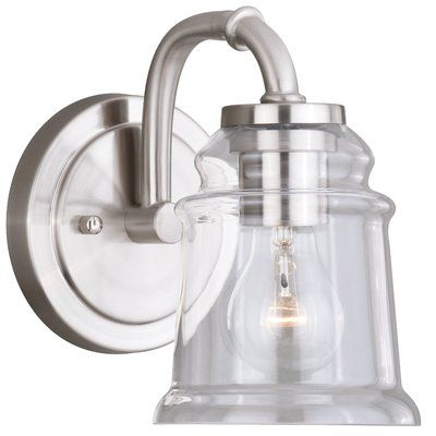 Best 25 Farmhouse Vanity Lights Ideas On Pinterest  Farmhouse Gorgeous Light Fixtures Bathroom Decorating Design