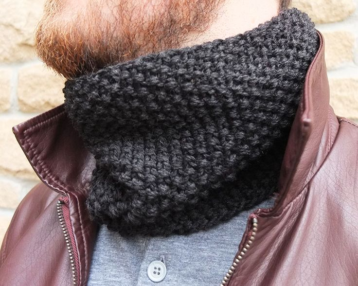 68 Best Crochet Knitted Neck Warmers For Men Images On Pinterest