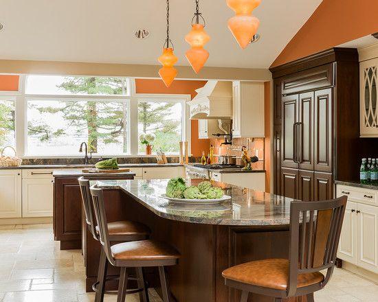Dark Orange Kitchen 583 best kitchen ideas images on pinterest   kitchen ideas