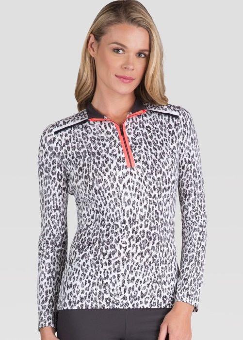 Sublime Tail Ladies COPACABANA Cornelia Long Sleeve Golf Top