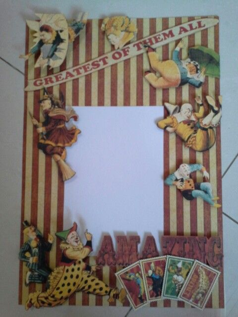 Le cirque from graphic 45