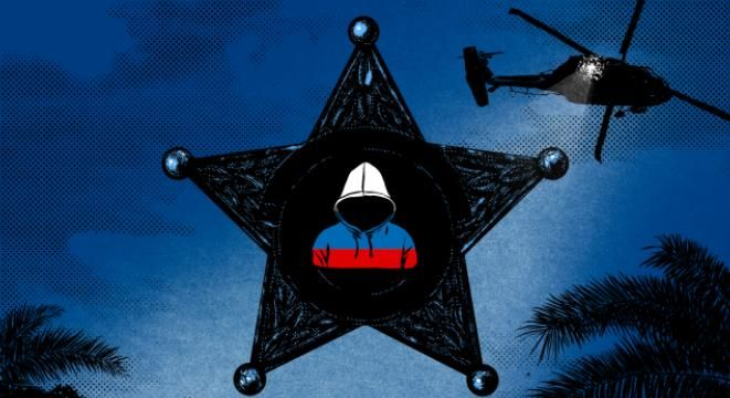 Why a Russian Hacker Declared War on the Palm Beach County Sheriff's Office
