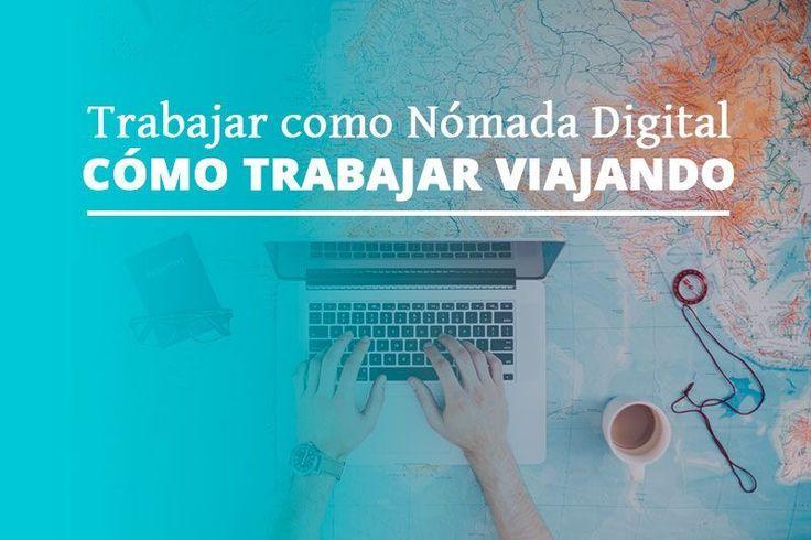¿Has pensado alguna vez en trabajar como nómada digital? ¿Te gustaría trabajar viajando? Vivir así puede ser una realidad. Descubre cómo hacerlo.