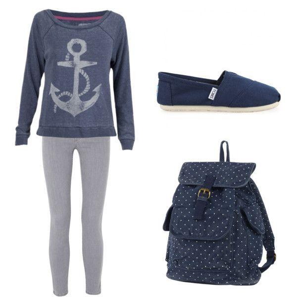 "Cute Outfits For Middle School Polyvore ""dream school outfit"" by"