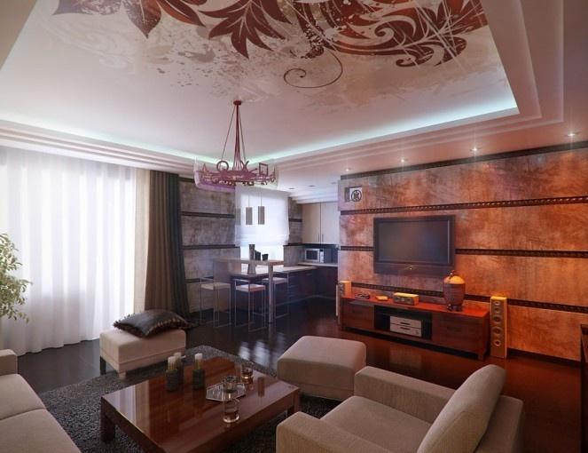 Designer Walls For Living Room Mesmerizing 29 Best False Ceiling Images On Pinterest  Bedroom Ideas Inspiration
