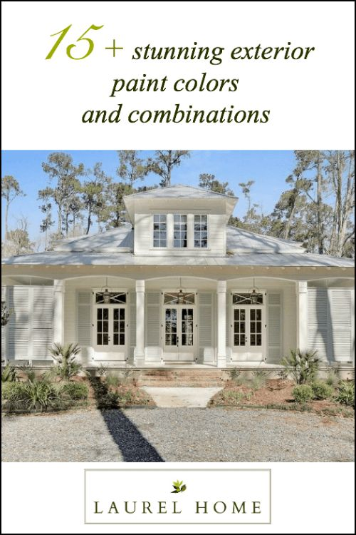 25 best ideas about exterior paint colors on pinterest - Florida home exterior paint colors ...