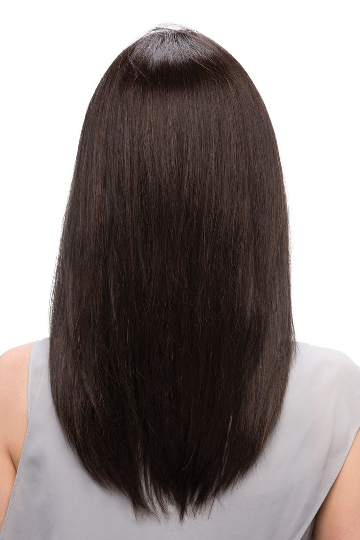 From our human hair collection, this long layered v-shaped hair style with top Indonesian hair is one of the best human hair Wigs on the market today.. available at AJ'S Wigs