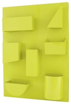 Cute and that little bit different. I Could've Bin a Wall Organizer - contemporary - toy storage - The Land of Nod